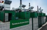 Samsun'da ki çöpler enerjiye dönüşüyor