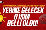 AK Parti İlkadım İlçe Başkanı belli oldu