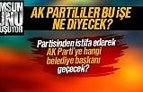 Samsun'da AK Parti'ye hangi belediye başkanı geçecek?
