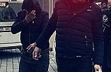 Samsun'da operasyon, 7 kişi tutuklandı