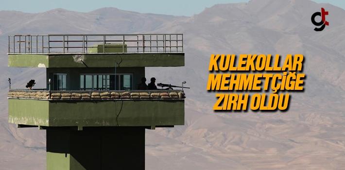 TOKİ'nin inşa ettiği kulekollar Mehmetçik'e 'zırh' oldu
