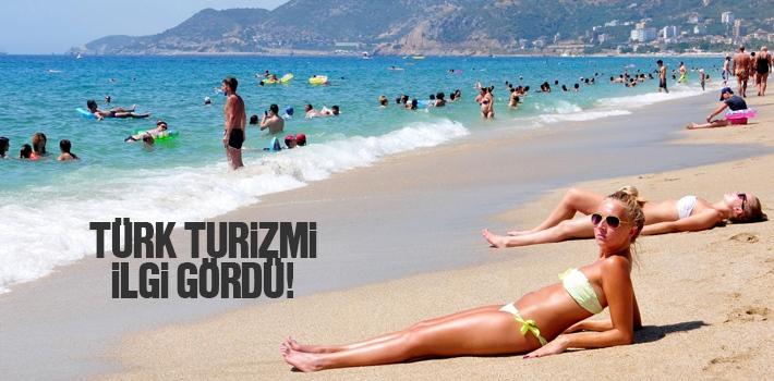Türkiye'nin 2017 Turizm Verileri Açıklandı