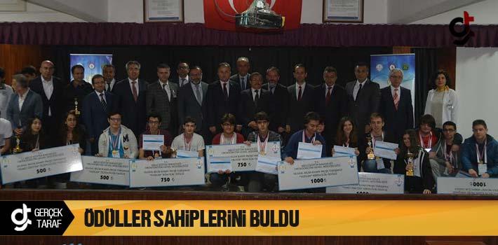Ulusal Bilim Kampı Proje Yarışmasında Ödüller Sahiplerini Buldu