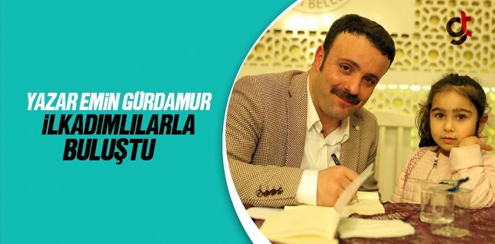Yazar Emin Gürdamur İlkadımlılarla Buluştu