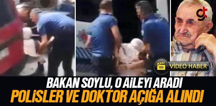 Yusuf Topal'ın Ölümüyle İlgili Polisler Ve Doktor Açığa Alındı