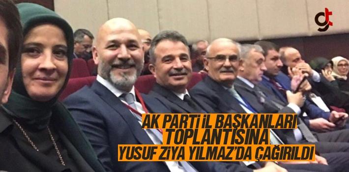 Yusuf Ziya Yılmaz Acil Kodla Ankara'ya Çağırıldı