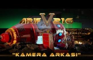Arif V 216 Filminin Kamera Arkası Görüntüleri HD İzle